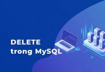 Ví dụ sử dụng câu lệnh DELETE | MySQL & PHP