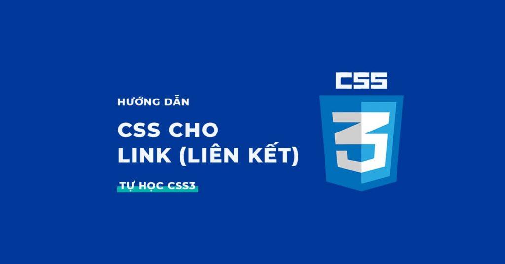 CSS cho Link